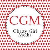 Chatty Girl  Media Logo