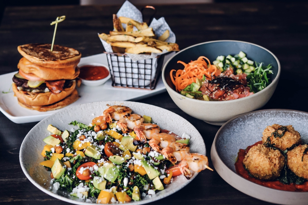 Chatty Girl Media visited the Rec Room to try new menu offerings