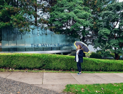 Long Weekend Getaway to The Westin Bayshore