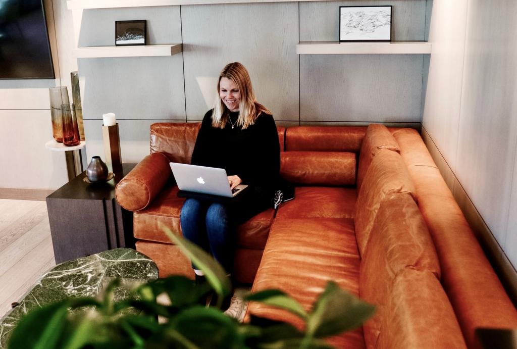 JW Marriott Executive Lounge
