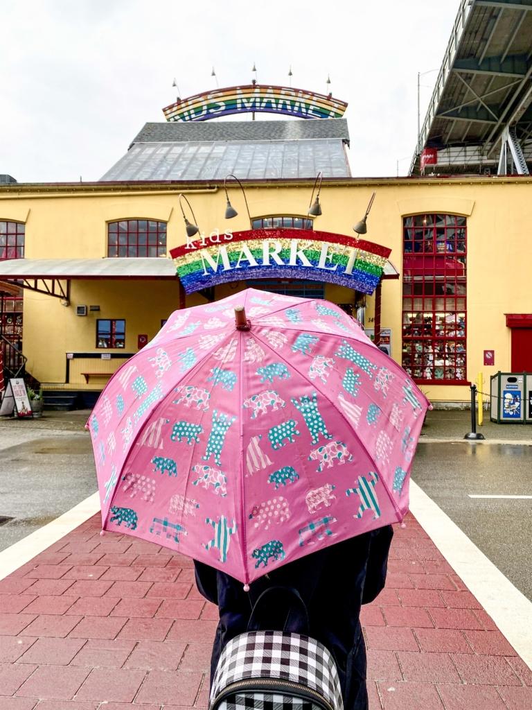 Granville Island Kids Market
