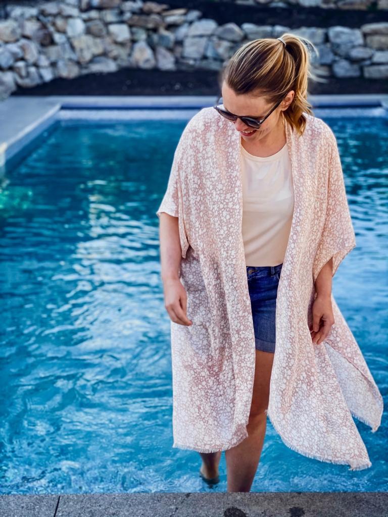 Gentle Fawn Kimono